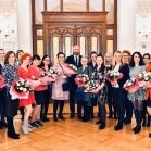 Wizyta Mam ciężko chorych dzieci u Prezydenta Wrocławia