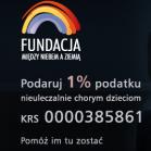 Podaruj 1% podatku
