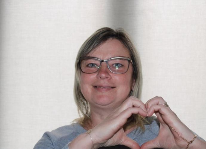 Fundacja Między Niebem a Ziemią - aktualność Okulary dla Małgosi