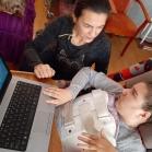 Laptop dla Agatki